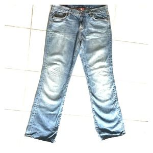 Lucky Brand Vintage Straight Jean